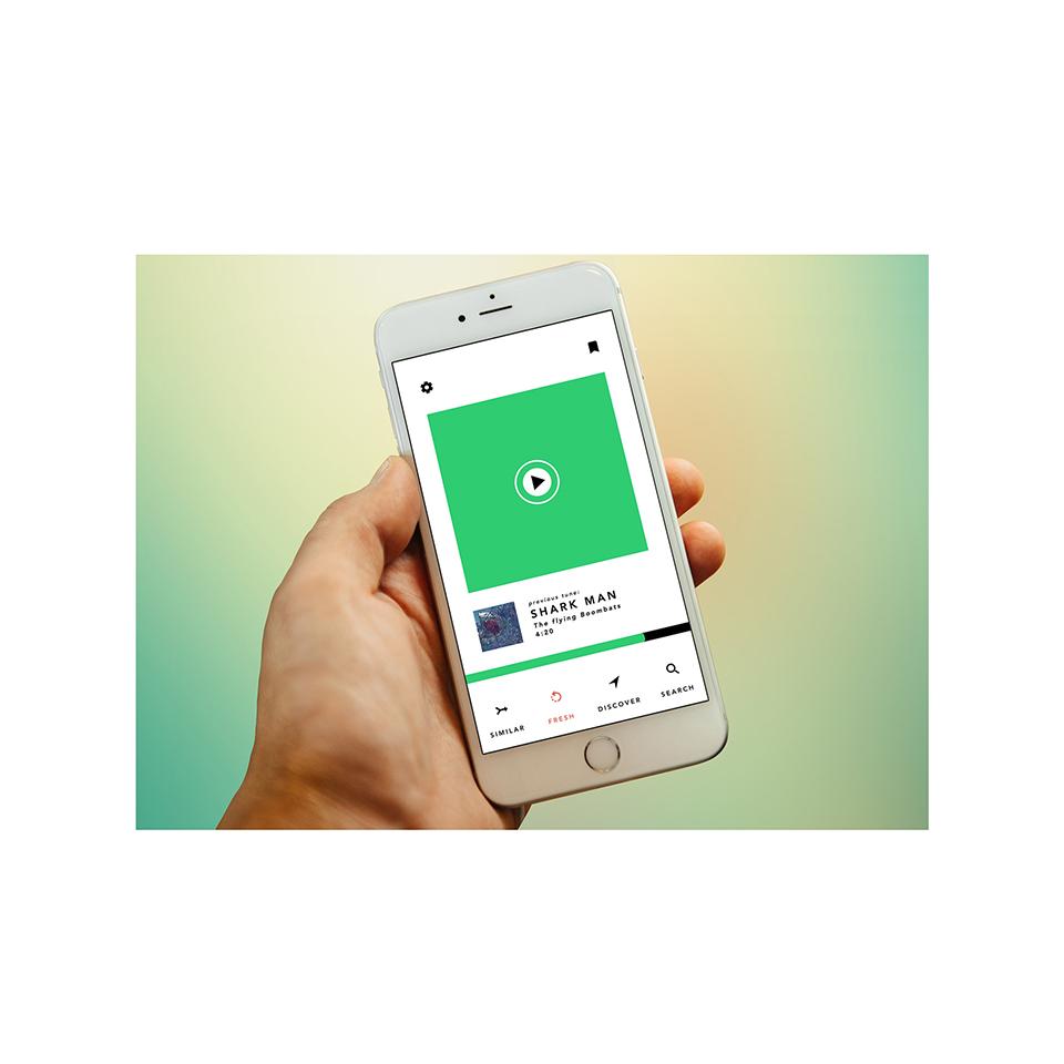 CrateDigger App